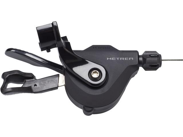 Shimano Metrea SL-U5000 Gearhåndtag 11-gear I-Spec II sort (2019) | Gear levers